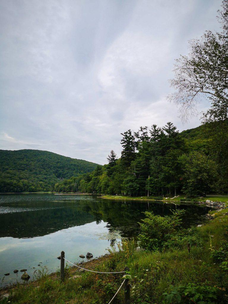 lac Mont Saint Hilaire